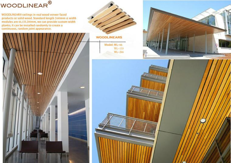 Woodlinear Woodlinear Acoustic Solution