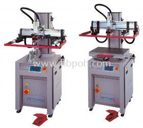Electric Flat + Curve Screen Printer (AT-45PAB)