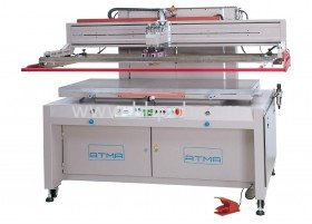 Electric Flat Screen Printer (AT-120P/AT-160P)