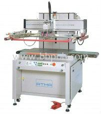 Electric Flat Screen Printer with Belt Take-off (AT-80P/B)