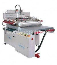 Electric Sliding Table Screen Printer with Gripper (AT-80PP/G)