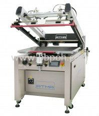 Light repaid Clam-Shell Screen Printer (AT-67C)