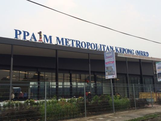 PPA1M Show Room At Selayang