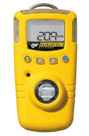 BW GasAlert Extreme Single Gas Detector