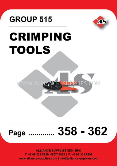 515-Kennedy Crimping Tools