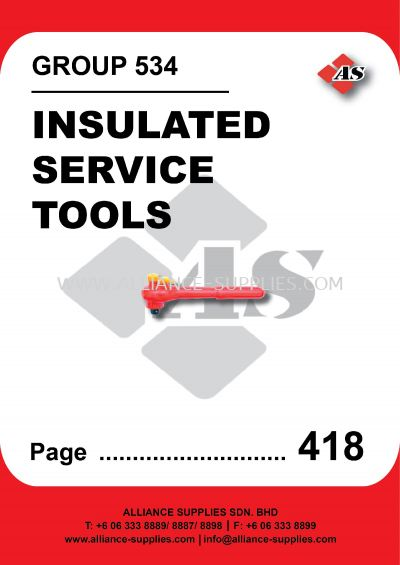 534-Kennedy Insulated Service Tools