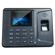 Fingerprint Time Attendance System Model BIZ15 (Stand Alone)