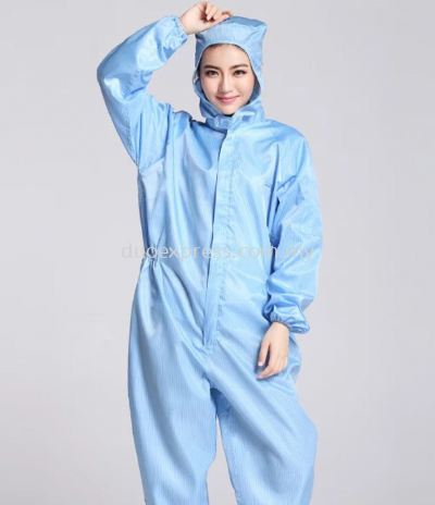 Cleanroom Coverall Factory