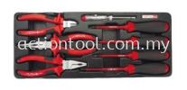 VDE Insulated Pliers & Screwdriver Set Master Tool Sets TOPTUL Hand Tool