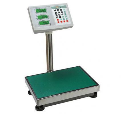 Electronic Weighing Pricing Platform (60kg)