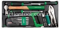 Combination Tool Set Tool Tray Set TOPTUL Hand Tool