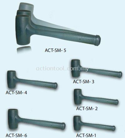 ACT SOFT FACE INDUSTRIAL HAMMER (ACT-SM)