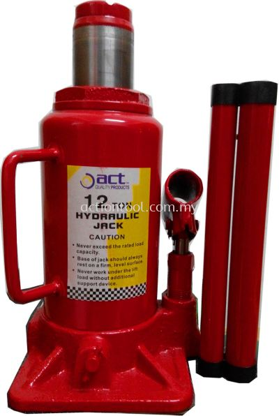 ACT-12.0 tON BOTTLE JACK (ACT-TJB 2120)