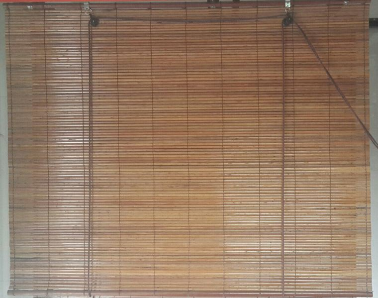 Bamboo Attap Blinds(code : 838) -Clearance Stock
