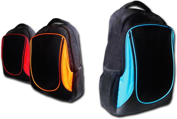 Unisex Fashion Casual Colourful School/Travel/Office Backpack BP2010