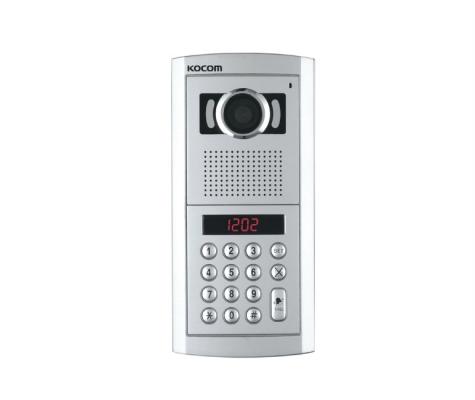 KLP-100/C100.Kocom Black & White & Color Multiple Video Doorphone Houses
