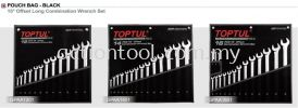 POUCH BAG - BLACK  Wrenches and Torque Wrenches TOPTUL Hand Tool