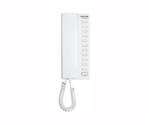 KIP-611PG.Kocom Multiple Interphone (11circuit)