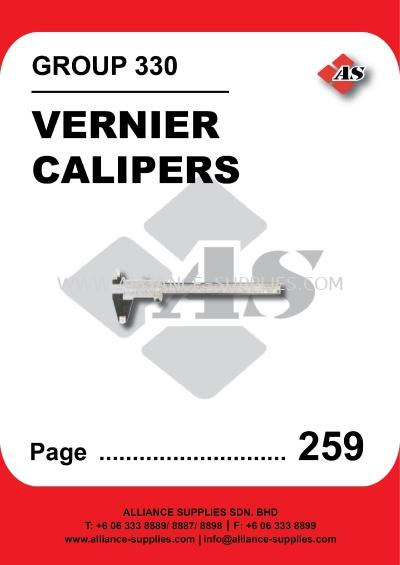 330-Vernier Calipers