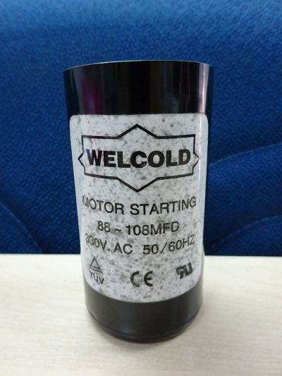 WELCOLD STARTING CAPACITOR