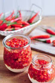 Red Pickled Chili