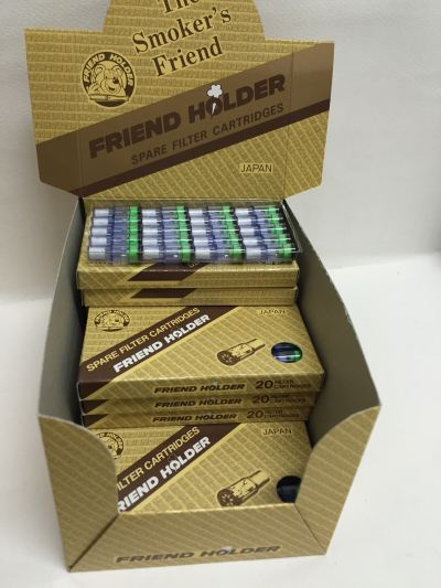 Friend Holder Spare Filter Cartridges