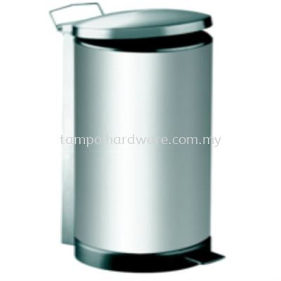 Stainless Steel Litter Bin complete with Pedal   RPD-048SS  5liter