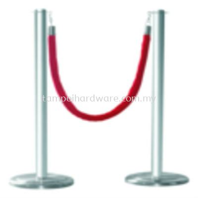 VELVET ROPE FOR STAINLESS STEEL Q-UP STAND
