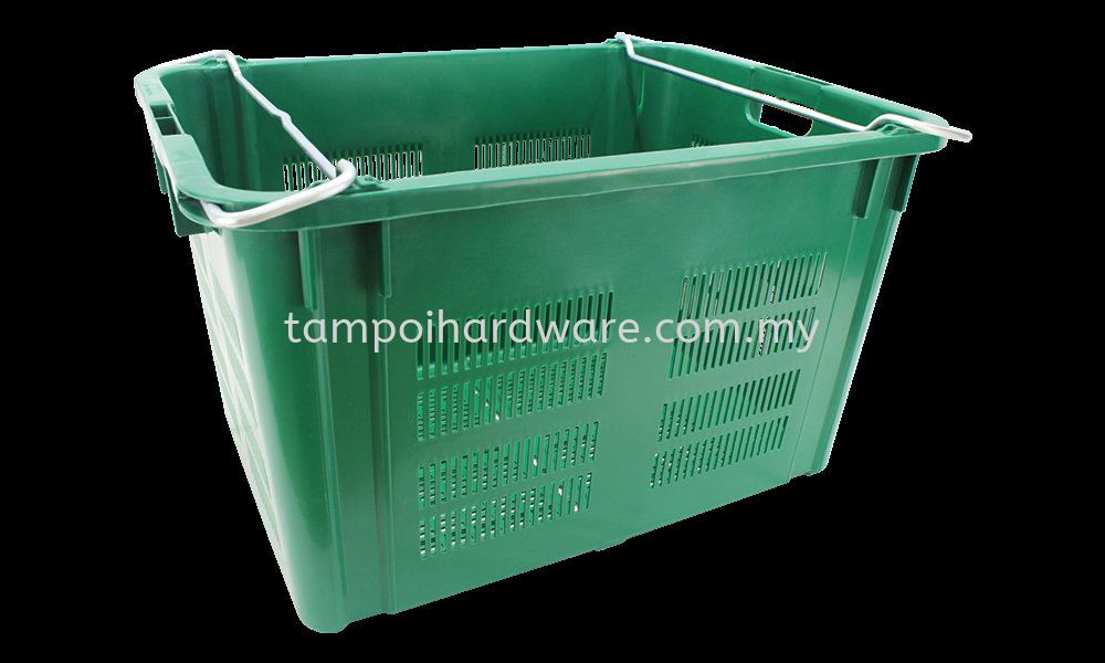 Heavy Duty Basket 4112C-H# 69L x 49W x 41H Containers Hand Tools Johor Bahru (JB), Malaysia, Tampoi Supplier, Suppliers, Supply, Supplies | Tampoi Hardware Sdn Bhd