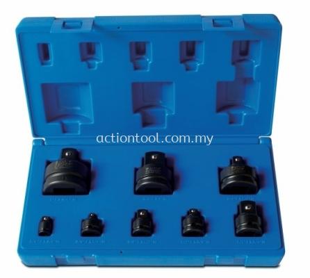 8 Piece Impact Adapter Set (Item No. 640010801)