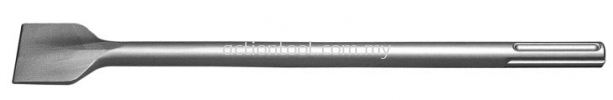 Long Scaling Chisel S.D.S Max Moil Point & Chisel ACTION Moil Point and Chisel