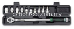 "1/2"" DR. Torque Wrench Set Wrenches and Torque Wrenches TOPTUL Hand Tool"