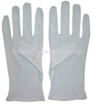 White Lady Gloves