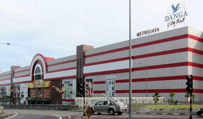 Danga City Mall Expo Hall (DCM)
