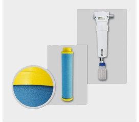 CMV series Medical filters Accessories for vacuum pumps Agilent Technologies