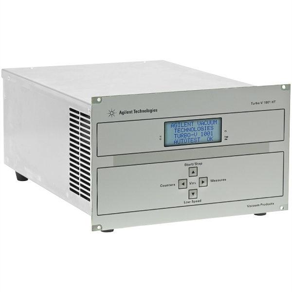 Agilent Turbo-V 1001 Controller Turbo Pumps Agilent Technologies