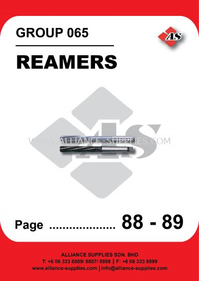 065-Reamers