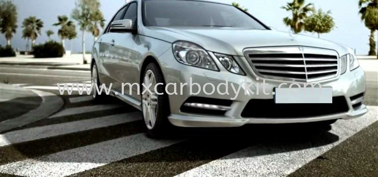 MERCEDES BENZ E-CLASS 2010-ON W212 AMG SPORT PACKAGE  W212 (E CLASS ) MERCEDES BENZ