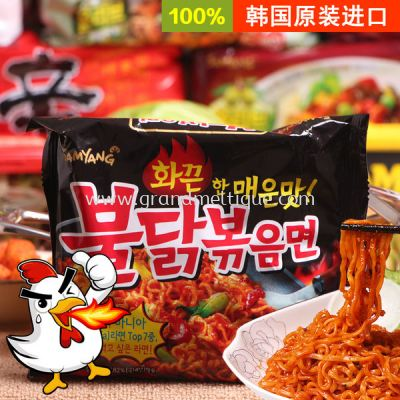 SAMYANG HOT CHICKEN PACK 8Pack X (5pcs X 140g)