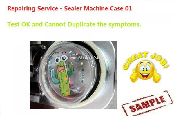 Sealing Machine Repairing-cutting Unit 4