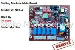 Sealing Machine Mainboard YF N89-A Service