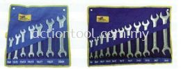 Great Double Open End Wrench Set Hand Tools GREAT Professional Tools