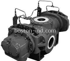 Roto Twin Screw Pump(External Bearing)