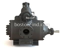 Roto Twin Screw Pump(Internal Bearing)