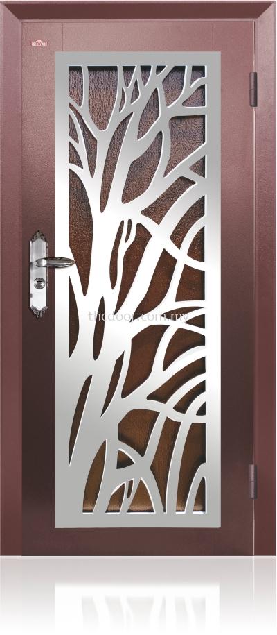 Security Door AP1-SS86