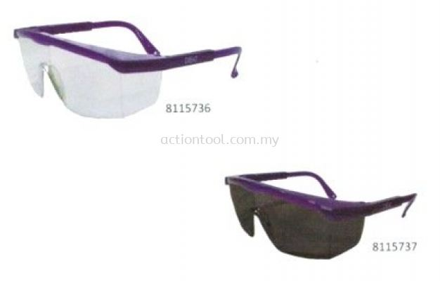 Great Protective Eyewear Blue Frame