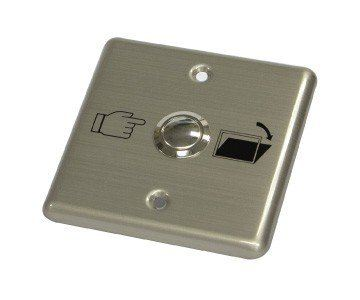 Push Exit Button (Faceplate)