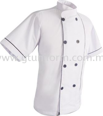 CHEF UNIFORM CU0212
