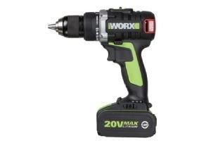Worx WU175 20V Max Li-Ion Brushless Drill Driver