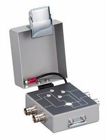 N1295A Test Fixture Source Measure Units   Keysight Technologies